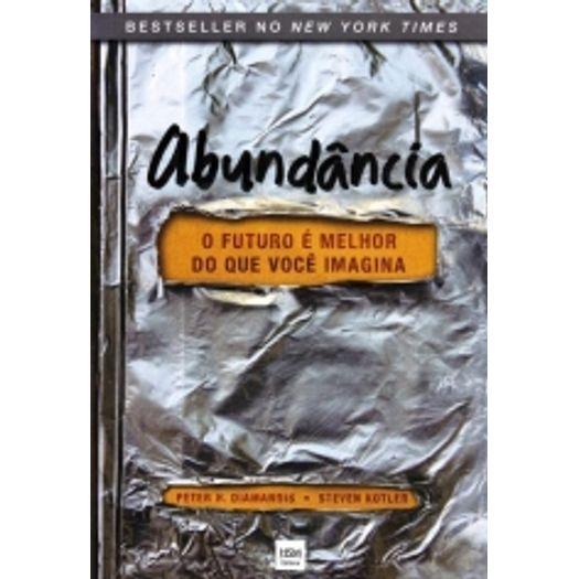 Tudo sobre 'Abundancia - Hsm'