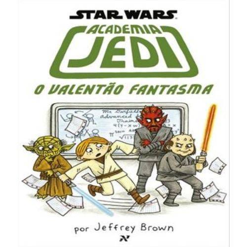 Tudo sobre 'Academia Jedi - o Valentao Fantasma - Vol 03'