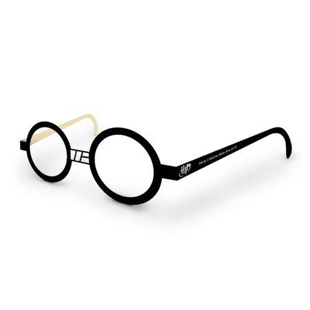 Tudo sobre 'Acessório Óculos Harry Potter'