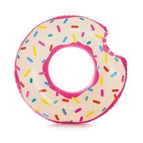 Acessórios de Praia e Piscina - Bóia Redonda - 107 Cm - Rosquinha Donut