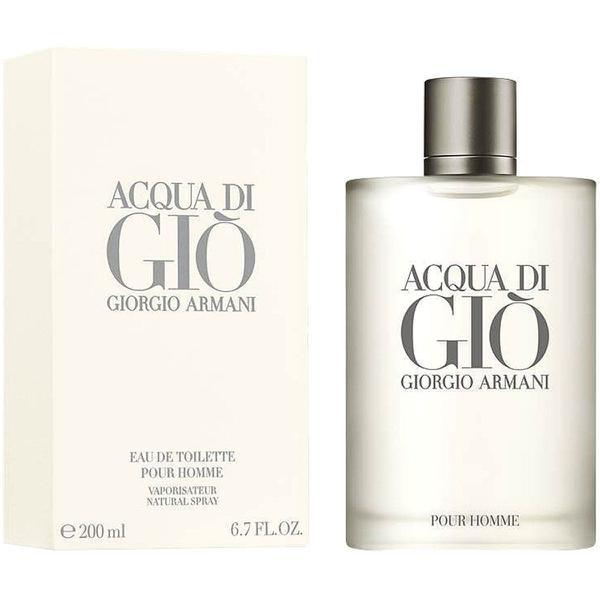 Acqua Di Gio Eau de Toilette Masculino 200ML - Giorgio Armani