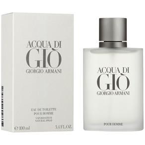 Acqua Di Gio Eau de Toilette Masculino 100ML - Giorgio Armani