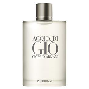 Acqua Di Giò Homme Eau de Toilette Giorgio Armani - Perfume Masculino 200ml