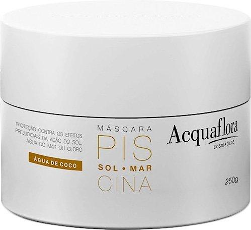 Acquaflora Máscara Hidratante Sol Mar Piscina 250g