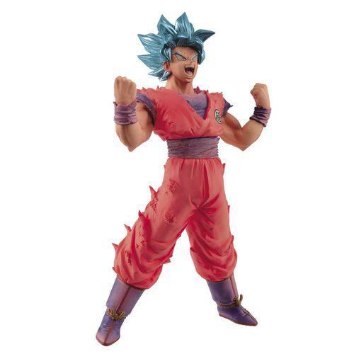 Tudo sobre 'Action Figure Goku Blue Kaiohken'