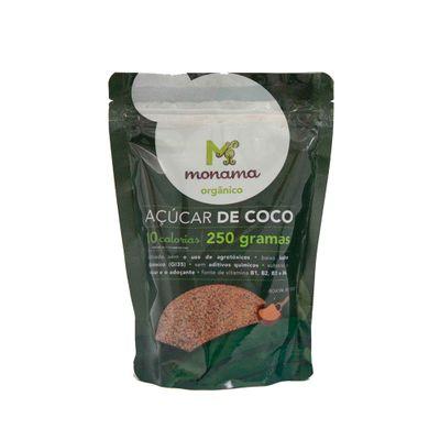 Açucar de Coco 250g - Monama