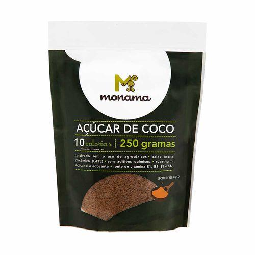 Açúcar de Coco em Pó - Monama - 250g