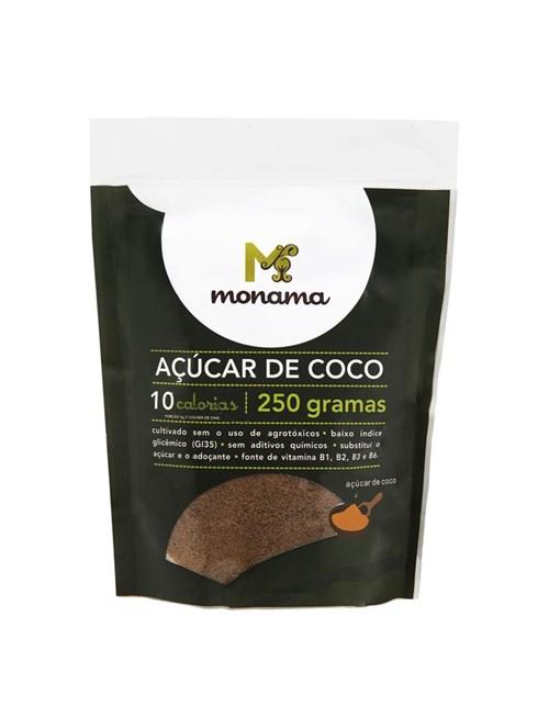 Açúcar de Coco Monama 250g