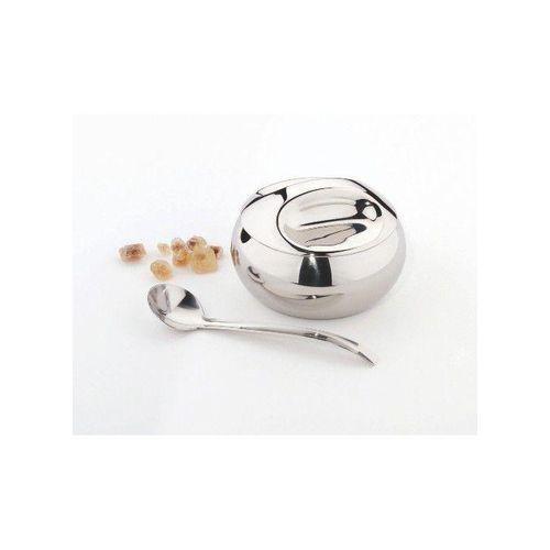 Açucareiro Aço Inox com Colher - Tramontina