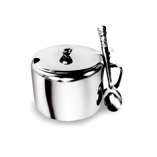 Açucareiro em Aço Inox de Qualidade da Marca Ke Home 5210kh