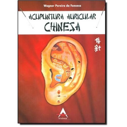 Tudo sobre 'Acupuntura Auricular Chinesa'