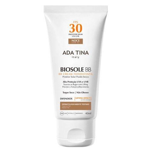 Tudo sobre 'Ada Tina Biosole Bb Cream Fps 30'