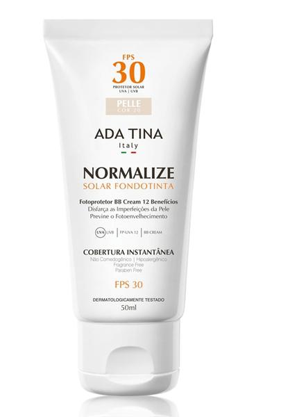Ada Tina Normalize FT BB Cream Protetor Solar FPS 30
