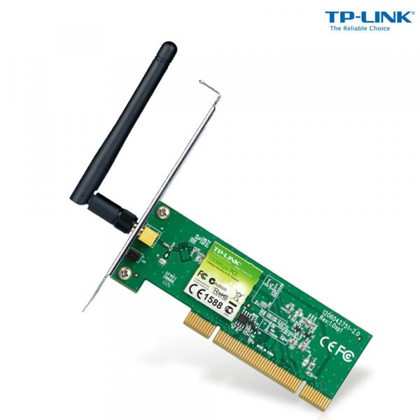 Adaptador PCI Wireless N 150mbps Tl-WN751ND - TP-Link