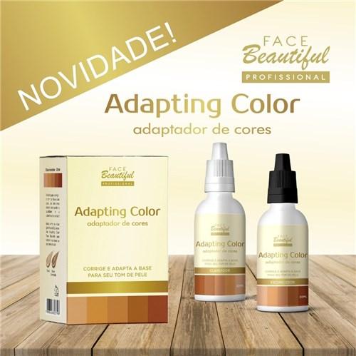 Adapting Color Face Beautiful Correção de Base
