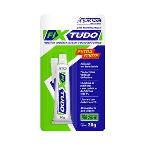Adesivo 20g Fix Tudo 10900500800 Tekbond