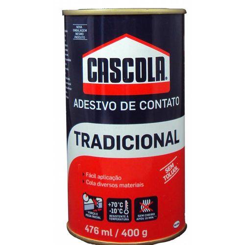 Adesivo Contato 400g Cascola