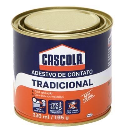 Adesivo Contato Cascola 195 Gr - Henkel