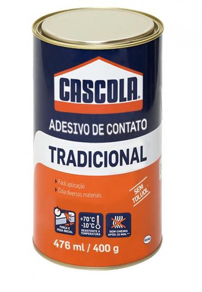 Adesivo Contato Cascola 400 Gr - Henkel