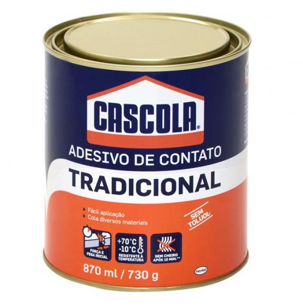Adesivo Contato Cascola 730 Gr - Henkel