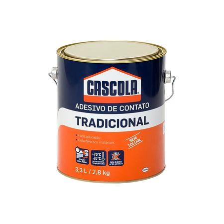 Adesivo Contato Cascola 2,8 Kg 2,8 Kg