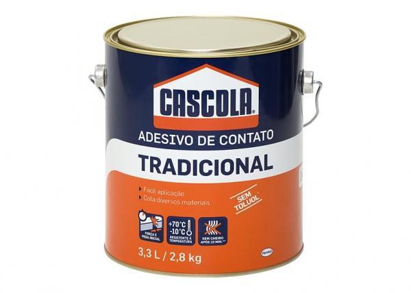 Adesivo Contato Cascola 2,8 Kg - Henkel