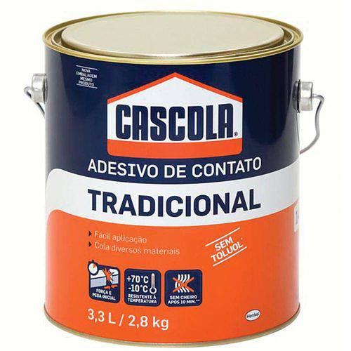 Adesivo Contato Cascola 2,8kg