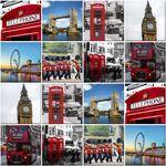 Tudo sobre 'Adesivo de Azulejos Londres'