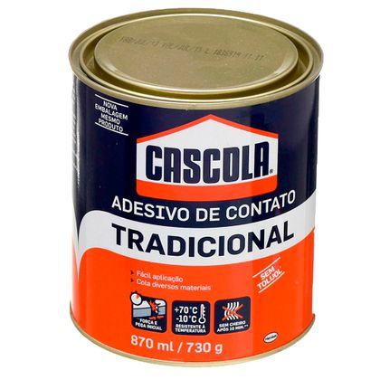 Adesivo de Contato Cascola 730g 730g