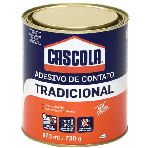 Adesivo de Contato Cascola 730g Henkel