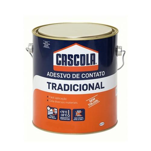 Adesivo de Contato Cascola Tradicional 730grs
