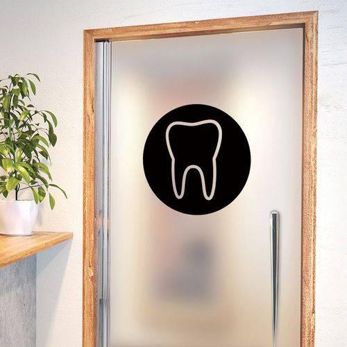Adesivo de Parede Dente 2