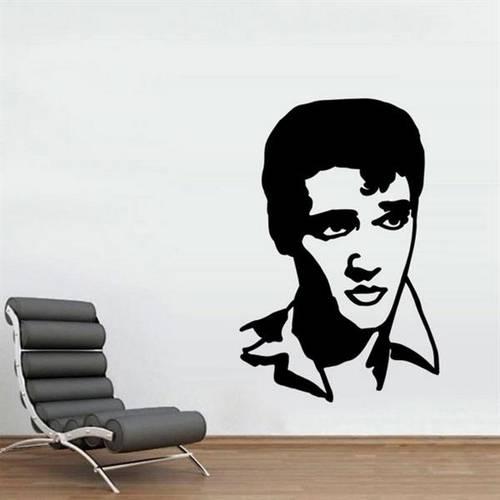 Adesivo de Parede Elvis Presley 4