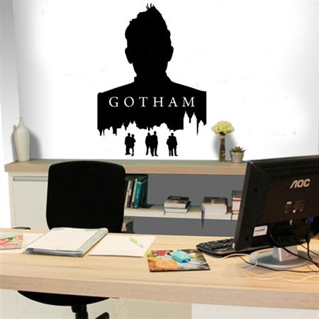 Adesivo de Parede Gotham 2