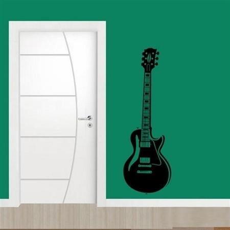 Adesivo de Parede Guitarra