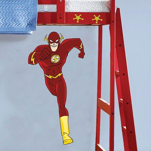 Adesivo de Parede The Flash 2