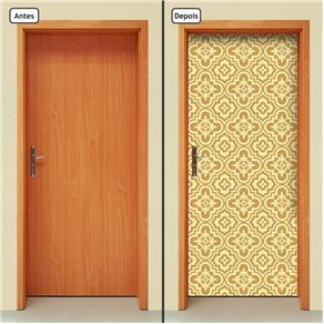 Adesivo Decorativo de Porta - Abstrato - 1405cnpt