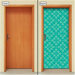 Adesivo Decorativo de Porta - Abstrato - 1406cnpt