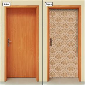 Adesivo Decorativo de Porta - Abstrato - 1434cnpt