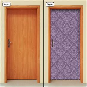 Adesivo Decorativo de Porta - Abstrato - 1433cnpt