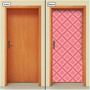 Adesivo Decorativo de Porta - Abstrato - 1432cnpt