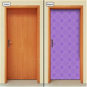 Adesivo Decorativo de Porta - Abstrato - 231cnpt