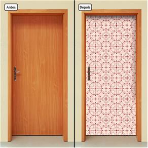Adesivo Decorativo de Porta - Abstrato - 659cnpt