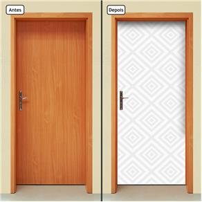 Adesivo Decorativo de Porta - Abstrato - 859cnpt