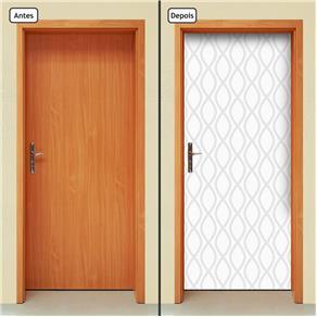 Adesivo Decorativo de Porta - Abstrato - 860cnpt