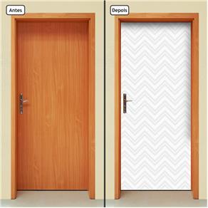 Adesivo Decorativo de Porta - Abstrato - 861cnpt