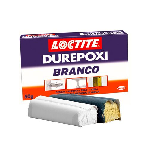 Adesivo Durepoxi 50g Branco Loctite