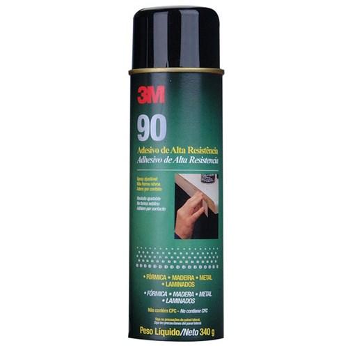 Adesivo Madeira Spray 90 3M 330g