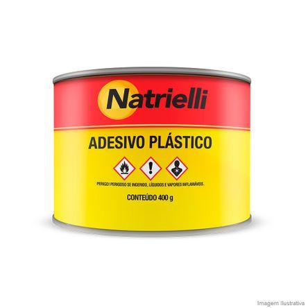 Tudo sobre 'Adesivo Plástico Preto Natrielli'