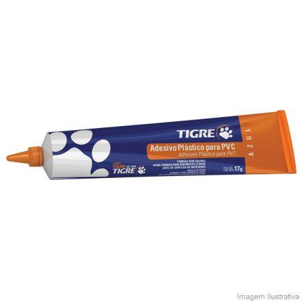 Tudo sobre 'Adesivo PVC Bisnaga 17g Tigre'